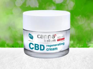 Palacio – Cannabellum CBD  Regenerationscreme 50ml | 50 ml CBD Creme