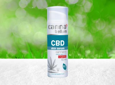 Palacio – Cannabellum CBD  Hautserum 50ml | 50 ml CBD Creme