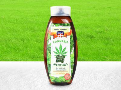 Palacio – Dusch-Shampoo Cannabis und Menthol 500ml | 500 ml