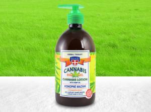 Palacio – Cannabis Kräutergel mit 5% BIO Hanföl 500ml | 500 ml