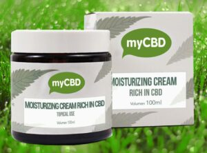myCBD – CREAM FORTE | 100 ml CBD Creme