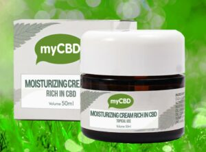 myCBD – CREAM FORTE | 50 ml CBD Creme