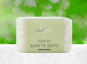 Hanf und Natur – Sanfte Hanföl-Seife | 100 g