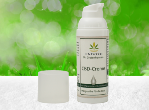 Endoxo – CBD-Creme | 50 g CBD Creme